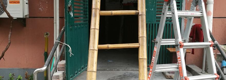 Bambusova lestev