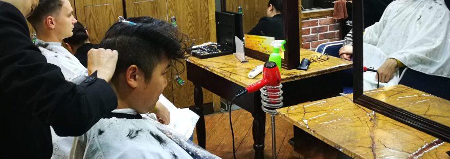 Pri frizerju