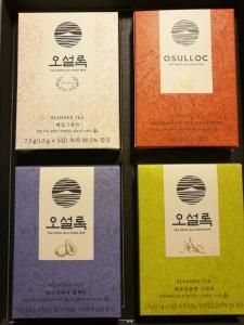 Čaji z otoka Jeju