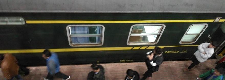 kitajski vlak