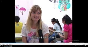 Intervju v kitajščini