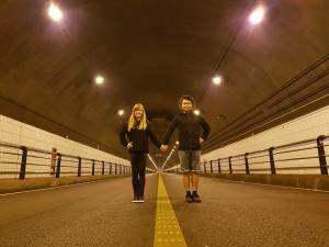 Tunel na Kitajskem