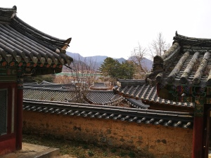 View from Confucian academy